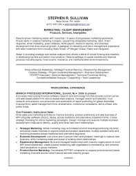 Client Relationship Management Resume Quality Control Manager Resume Pdf Executive Format 2 Resumes