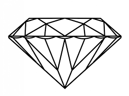 Small Picture Diamond Shape Coloring Pages GetColoringPagescom