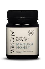 MGO 115+ <b>Multifloral Manuka Honey</b> 1kg | WildCape <b>Manuka Honey</b>
