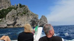 dragonfly tours italy private boat ride to capri