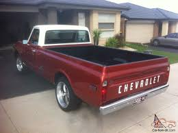 All Chevy » 1971 Chevrolet C10 - Old Chevy Photos Collection, All ...