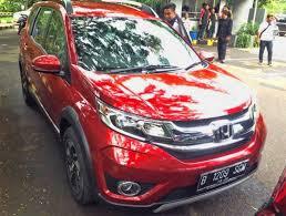 Mobil Honda BRV Berwarna Merah Automatic - Dealer Mobil Honda Sukawangi Sukabudi, Sukadaya, Sukakerta, Sukamekar, Sukaringin, Sukatenang, Sukawangi
