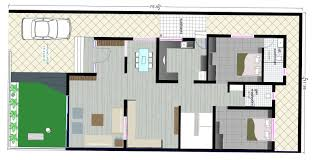 Bungalow Plan Design Ideas Ideas For 2bhk Bungalow Plan With Furniture Layout Design