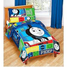 the train bedding friends toddler set at thomas train bedding