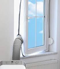 Mingran Airlock Abluft Fensterabdichtung Für Mobile Klimageräte Hot