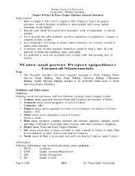Method Of Statement Classy 44 Buildings Waterpowergeneralstatement