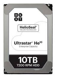 <b>Жесткий диск 10TB</b> Hitachi Ultrastar He10 (512e) SE ...
