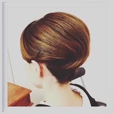 ショートヘアでもできる華やか夜会巻きの作り方をご紹介 Arine