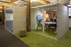 How to build an office Bookcase The Obvious Option To Create Privacy In An Office Is To Build Meeting Rooms With Partitioned Walls However Most Businesses Do Not Own The Buildings That Design Office Consultancy How To Create Privacy In Collaborative Office Design Office
