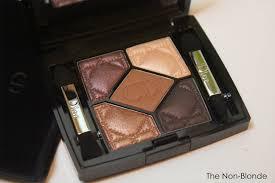 dior cuir cannage 5 couleurs eyeshadow palette