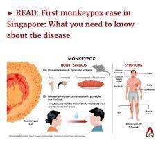 A little info on MONKEYPOX disease ...