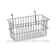 Metal Hanging Storage Basket Sundries Storage organizer