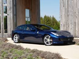 Only seven of these things were ever made. Review 2018 Ferrari Gtc4lusso Wheels Ca
