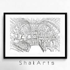 architectural building sketches.  Sketches Interior Building Sketch Sketches Building Printable By ShakArts With Architectural Sketches