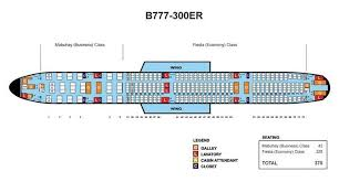 Aeroflot Boeing 777 300er Seating Chart Philippine Airlines Boeing 777 300er Aircraft Seating