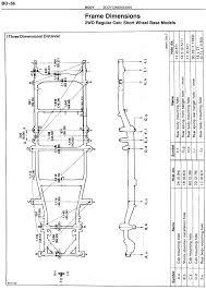 toyota hilux wiring diagram wirdig 1987 toyota pickup wiring diagram on 1987 toyota pickup frame diagram