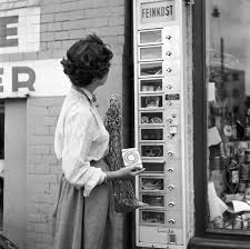 Antique Whiskey Vending Machine For Sale Stunning 48 Wild Vending Machines You'll Wish Were Still Around HuffPost