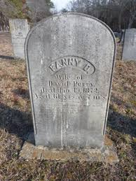 """Frances D """"Fanny"""" Gibbs Perry (1811-1872) - Find A Grave Memorial"""