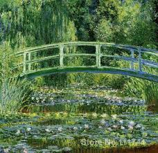 artwork for home water lily pond water irises claude monet paintings hand painted high quality