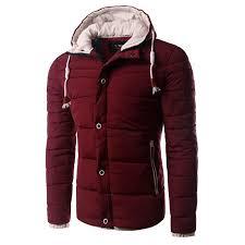 men s winter jacket cultivating long sleeved cotton hooded jacket casual jacket men coat jacket mens nice jackets from m13632791091 43 66 dhgate com
