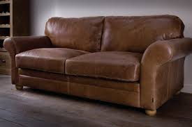 leather sofa  pleasant rh maxwell leather sofa review in