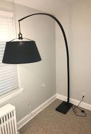 safavieh floor lamp floor lamp with marble base also available in white safavieh bradley floor lamp