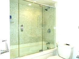 bath shower doors bathtub shower doors glass