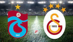 Trabzonspor - Galatasaray maçı saat kaçta, hangi kanalda? (Trabzon - GS  muhtemel 11'ler) - Galatasaray (GS) Haberleri