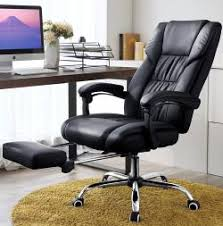 Office recliner chairs Small Office Songmicsexecutiveswivelchairreview Stresslesscom Best Ergonomic Office Chairs Of 2018 Over 100 Hours Of Research