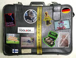 Lost Luggage 30 11 20 12 2018 Toolbox