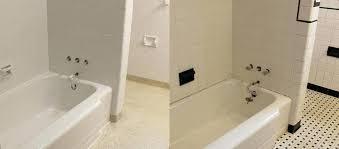 bathroom photo 5 of 8 bathroom tile glaze bathtub refinishing