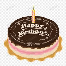 Chocolate Birthday Cake Png Imagepicture Free Download