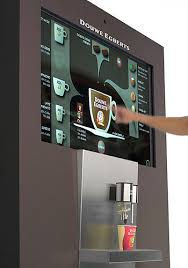 Starbucks Vending Machine Business Impressive Douwe Egberts' BeMoved Vending Machine Will Make You Jump For Joy Fo