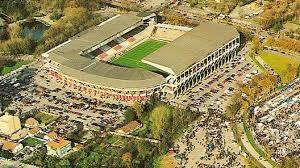 Mosaico Himno Y Ambientazo En El Molinón Sporting De Gijón Estadio El Molinon Gijon
