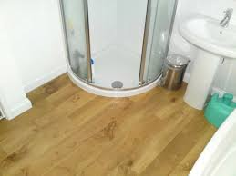 bathroom laminate flooring with waterproof laminate ideas