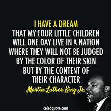 Martin Luther King Quotes I Have A Dream Speech