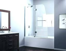 fascinating bathtub sliding doors glass doors for showers bathtub