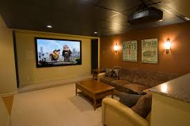 media room lighting fixtures. Great Room! What Color Trim Did Use For The Recessed Lights Baffle? Cant Tell If Its Black Or A Brushed Nickel Media Room Lighting Fixtures