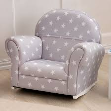 ideas of kidkraft upholstered gray with stars rocker magnificent kids papasan chairs