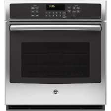 display reviews for self cleaning true convection single electric wall oven stainless steel