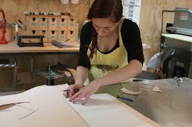 leathercraft classes handbag work