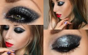 new years eye makeup dramatic new years eve makeup tutorial you