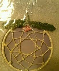 Dream Catcher Christmas Ornament dream catcher christmas ornament Google Search FN craft idesa 78