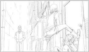 漫画の描き方初心者が一番早く上達する方法はトレース漫画の描き方