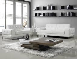 white italian furniture. Amazing Modern Italian Furniture With Leather Sofa [JM Manhattan] $1,098 00 : White