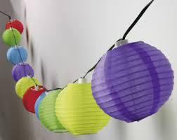 Solar Led Lichtketting Lampio 10 Delig