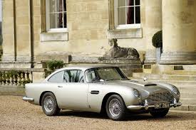 skyfall car aston martin