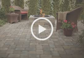 Backyard Paver Designs Magnificent Buying Guide Pavers At The Home Depot