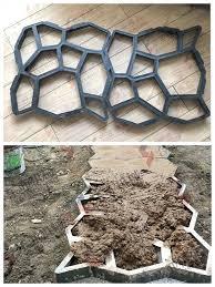 garden moulds uk garden edging molds australia good diy your garden and pave way molds concrete garden statue