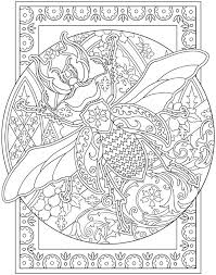Small Picture Look at this sweet bug mandala picture From
